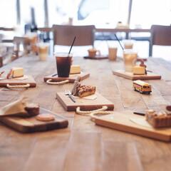 大阪/北浜/リノベーション/スクールバスコーヒーストップ/スクールバス空間設計/おしゃれカフェ/...