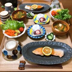 和食ご飯/おうちごはん/ふたりごはん/無印良品/暮らし/フォロー大歓迎/... この季節が待ち遠しかったのー!! いちご…