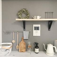 モノトーンインテリア/キッチン雑貨/インテリア/キッチン レデッカーのミルクボトルブラシと、ウォッ…