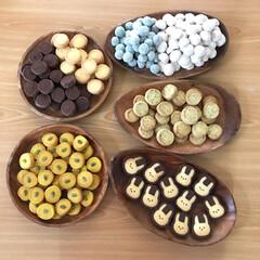 クッキー缶/大量生産/焼き菓子/アイスボックスクッキー/スノーボール/お菓子作り/... *2019.2.15* こんばんは(*´…(3枚目)