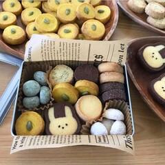 プレゼント/ラッピング/クッキー作り/クッキー/お菓子作り/スノーボール/... *2019.2.15* Valentin…