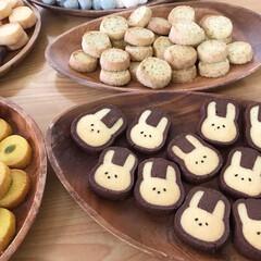 クッキー缶/大量生産/焼き菓子/アイスボックスクッキー/スノーボール/お菓子作り/... *2019.2.15* こんばんは(*´…(2枚目)