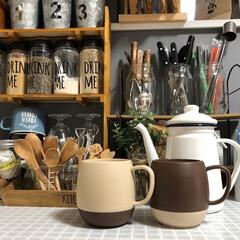 ココア/紅茶/コーヒー/ホットコーヒー/冷めにくい/マグ/... *2020.2.4* こんばんは(*´ー…