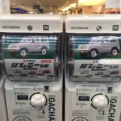 新千歳空港/スズキ/ジムニーSJ30/ジムニーコレクション/ガチャガチャ/車/... 大好きなジムニー。 いつか乗りたくてずっ…(1枚目)