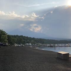 富士山/家族旅行/山中湖/令和の一枚/フォロー大歓迎/旅行/... 山中湖。 はるばる北海道からやって来たの…