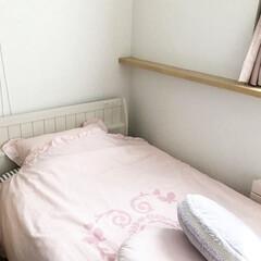 ニトリ/ニトリで子供部屋/小学生の部屋/女の子の部屋/ニトリのベッド/ニトリ新生活/... ブログ更新。 本日はニトリで購入したベッ…