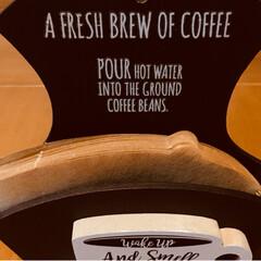 キャンディポット コーヒー豆バージョン/ペーパーフィルターケース/コーヒースタンド mayamayaさんから、教えていただい…(3枚目)