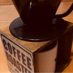 キャンディポット コーヒー豆バージョン/ペーパーフィルターケース/コーヒースタンド mayamayaさんから、教えていただい…(2枚目)
