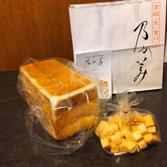 クルトン/食パン/乃が美 乃が美の食パン、また食べたくなって買って…(2枚目)