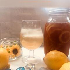 コンポート/レモン/ハンドメイド レモンのコンポート、とてもおいしそうだっ…
