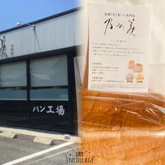 パン/フード/乃が美 私も「乃が美」の食パン 買ってきました~…