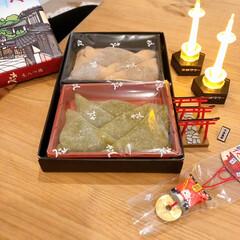 京都/土産/おでかけ/暮らし/フォロー大歓迎 子供達とお母さん達が行った京都旅行のお土…