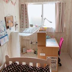 子供部屋/秘密基地/フォロー大歓迎/おうち/100均/インテリア/... 小6の娘、Tik Tokで子供部屋に秘密…