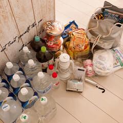 災害グッズ/予備用品/雑貨/住まい/暮らし/フォロー大歓迎 台風大変な被害が出ていますね><  私の…