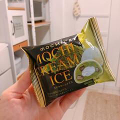 アイスクリーム/キッチン/住まい/おすすめアイテム/暮らし ママ友ちゃんから頂いたモチクリームアイス…(1枚目)