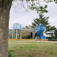公園/春のフォト投稿キャンペーン/フォロー大歓迎/GW/おでかけ/風景/... GWのお出掛け♪ 子供達連れて、近場の公…