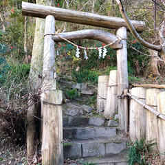 鳥居/お正月2020/DIY/住まい/暮らし/フォロー大歓迎 年末年始は宮崎の実家へ帰省していました(…