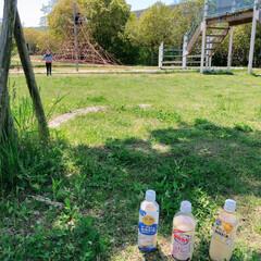 自然/公園/フォロー大歓迎/LIMIAおでかけ部/おでかけ/わたしのGW GWのお出掛け♪ 近場の公園へ(o^^o…