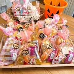 ハロウィーン/おかし/お菓子/ハロウィン/スイーツ/秋 ハロウィンのお菓子達♪♡ 全部で25個位…