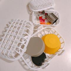 食洗機用/食洗機/最近買った100均グッズ/100均/キッチン雑貨/おすすめアイテム/... 100円ショップフレッツにて購入した食洗…