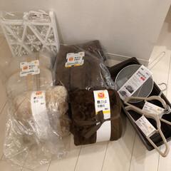 毛布/秋/インテリア/雑貨/ニトリ/敷きパッド またまたニトリネットでの購入品♪  Nウ…