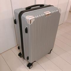 サリュ/スーツケース/フォロー大歓迎/雑貨/旅行 サリュで買ったスーツケース♩ ¥5000…