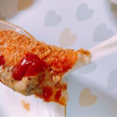 ナポリタン/大根そぼろ/チーズドック/おうちごはん ( ゚▽゚)/コンニチハ〜☀️ ①皆さん…(2枚目)