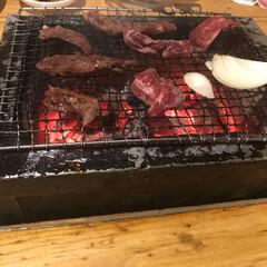 おそとごはん/おでかけ/白老牛 念願の肉〜ニクゥ(「🍖・ω・)「🍖