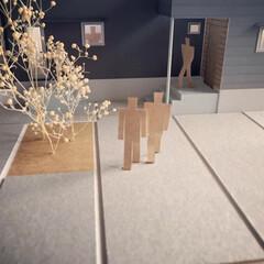 住宅/住まい/模型/木造/設計事務所/設計/... 打合せ模型作成中 . . . . . 5…