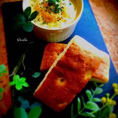 ファルシ/玉ねぎ/カフェ飯/おうちカフェ/おうちカフェごはん/器好き/... スープたっぷり、新玉ねぎのファルシのチー…(1枚目)