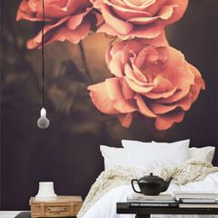 壁紙/DIY/ロマンチック/花柄/ヨーロピアン/ラスティック/... ブランド:Jebrille Wallpa…