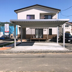 エクステリア/外構/車庫/カーポート