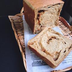 手作りパン #プルーンピューレの食パン #ワッフルシ…