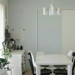 モノトーンインテリア/シンプルインテリア/和室DIY/和室から洋室/元和室/おうち自慢/... 元和室です☺壁はペイント、床はクッション…