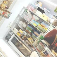 常備菜/冷蔵庫収納/冷蔵庫/セリア/キッチン収納/キッチン雑貨/... 食事情のイベント参加😊  うちは夫婦2人…(3枚目)