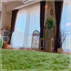 寝室の窓/寝室インテリア/寝室雑貨/寝室/令和の一枚/フォロー大歓迎/... 本日は快晴です❤️ 北側の広めの寝室から…(2枚目)