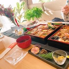 お節料理/おせち料理/お節/正月準備/正月/お正月インテリア/... ✨🎍あけましておめでとうございます🎍✨ …(3枚目)