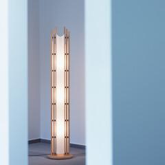 DOMUS/ドムス/北欧インテリア/ドイツ/間接照明/木製照明
