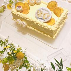 ウエディングケーキ/結婚式/ポケモン 日曜日姪っ子の結婚式に行ってきました💖 …