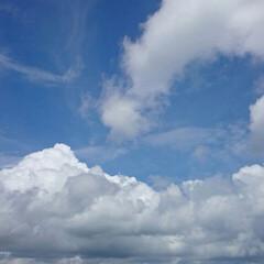 夏/雲 夏の雲☁️