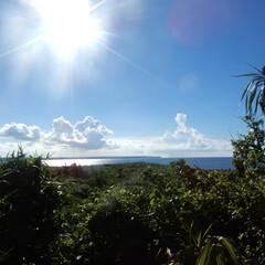 family/旅行/trip/宮古島/家族/海 何気なく見る景色すべてが美しくて最高の天…