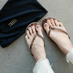 code/fashion/夏/サンダル/Shoes/ファッション 去年から迷っていた おしゃれビーチサンダ…