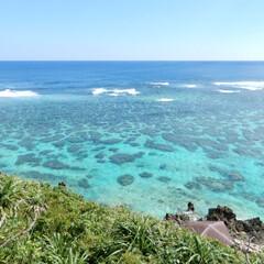旅/景色/海/ビーチ/宮古島/旅行/... 宮古島のフォトジェニックスポット インギ…