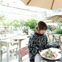 code/outfit/秋/おでかけ/ファッション ママ友ちゃんたちと今日は堀江でおしゃれl…