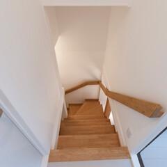 階段 階段は、安全な階段勾配の確保とロフトへの…
