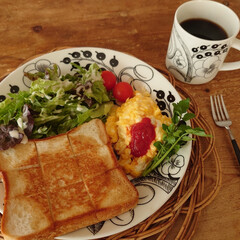 マグカップ好き/コーヒー好き/バタートースト/食器好き/クチポール/ブラックパラティッシ/... 食器だけは断捨離出来ず…(^^;) 増え…(1枚目)