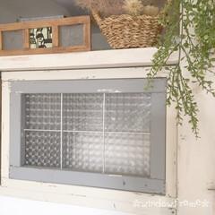 木の温もり/古材/足場板棚diy/器のある暮らし/漆喰DIY/窓枠DIY/... キッチンカウンターをdiyしました。 見…(3枚目)