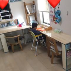 テーブル/DIY/インテリア/家具/住まい/収納/... 《リビングテーブル》NO1 元々、四角い…