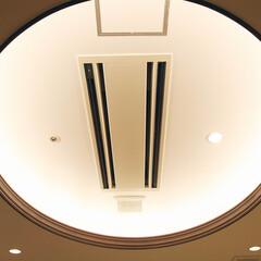 モールディング材/モールディング施工例/天井/アール型/フジマルチモールディング/ティ・エス・シー/... フジマルチモールディングの施工例