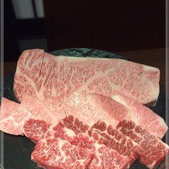 肉!/しあわせごはん/ステーキ/グルメ/フード/ごはん 私のごはんは、谷口ファームで育った地元国…